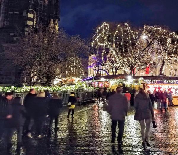 Mùa Noel đi thăm thành phố Metz - 3