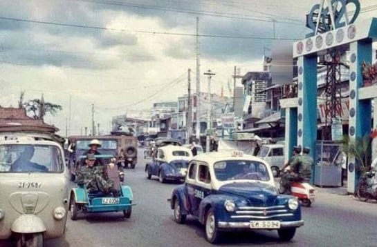 Sài Gòn xưa: Chuyện taxi con cóc - 2