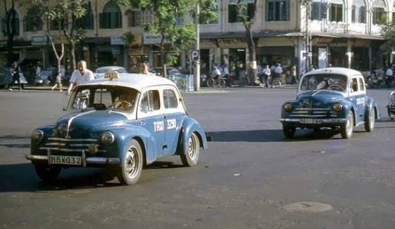 Sài Gòn xưa: Chuyện taxi con cóc - 9