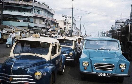 Sài Gòn xưa: Chuyện taxi con cóc - 7