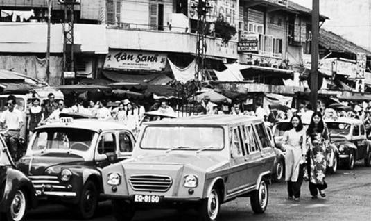 Sài Gòn xưa: Chuyện taxi con cóc - 1