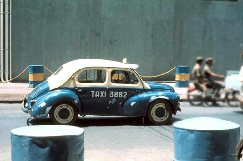 Sài Gòn xưa: Chuyện taxi con cóc - 10