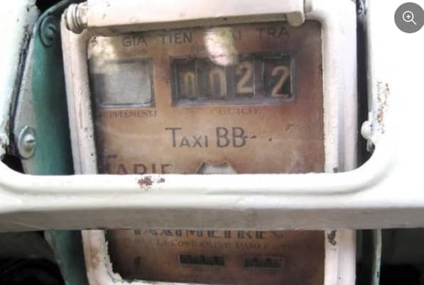 Sài Gòn xưa: Chuyện taxi con cóc - 3