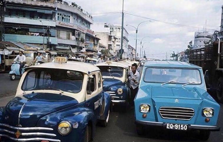 Sài Gòn xưa: Chuyện taxi con cóc - 13
