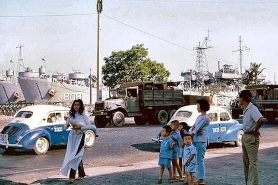 Sài Gòn xưa: Chuyện taxi con cóc - 6