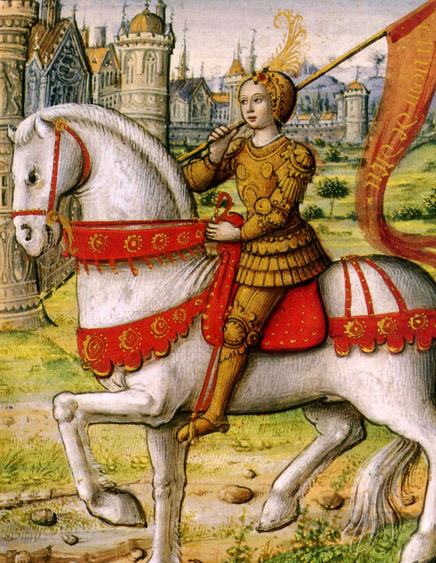 Cuộc đời nữ tướng trẻ lừng lẫy thế giới: Jeanne d'Arc - 2
