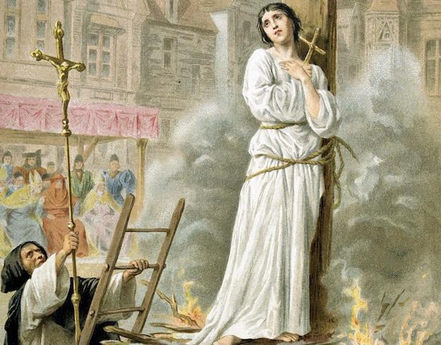 Cuộc đời nữ tướng trẻ lừng lẫy thế giới: Jeanne d'Arc - 4