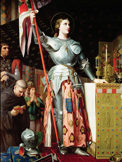 Cuộc đời nữ tướng trẻ lừng lẫy thế giới: Jeanne d'Arc - 3