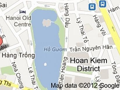 Tượng Nữ Thần Tự Do Tại Hà Nội, Việt Nam - 13