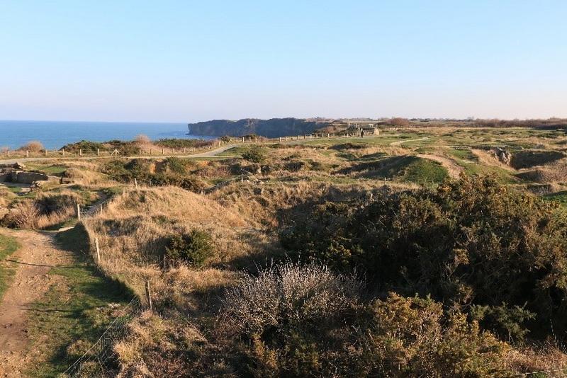 Normandie, những mộ phần bên nhau - 2