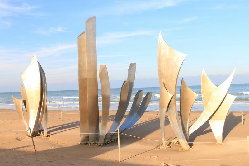 Normandie, những mộ phần bên nhau - 3