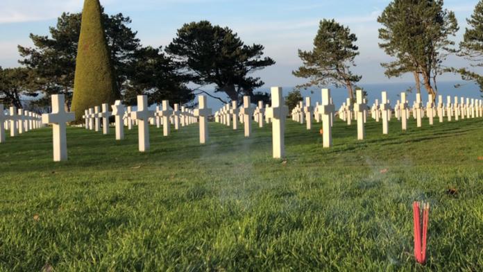 Normandie, những mộ phần bên nhau - 1