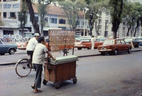 Những món ăn vặt của Sài Gòn xưa - 1