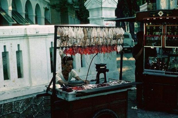 Những món ăn vặt của Sài Gòn xưa - 2