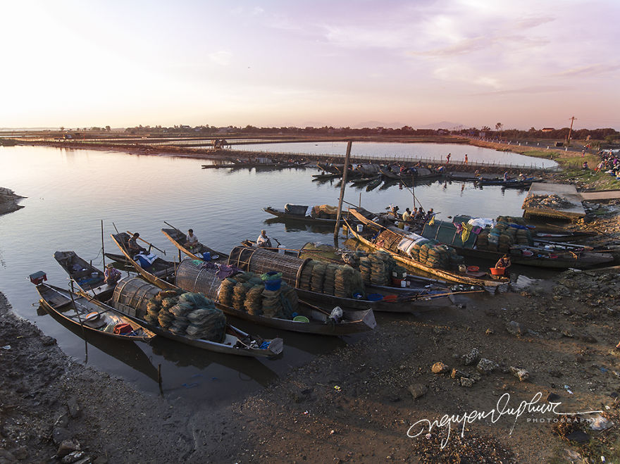 Ghé thăm Văn Quất Động – làng chài yên bình ở Huế - 19
