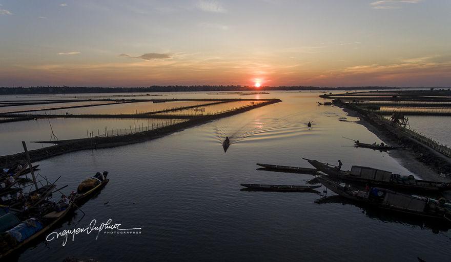 Ghé thăm Văn Quất Động – làng chài yên bình ở Huế - 1