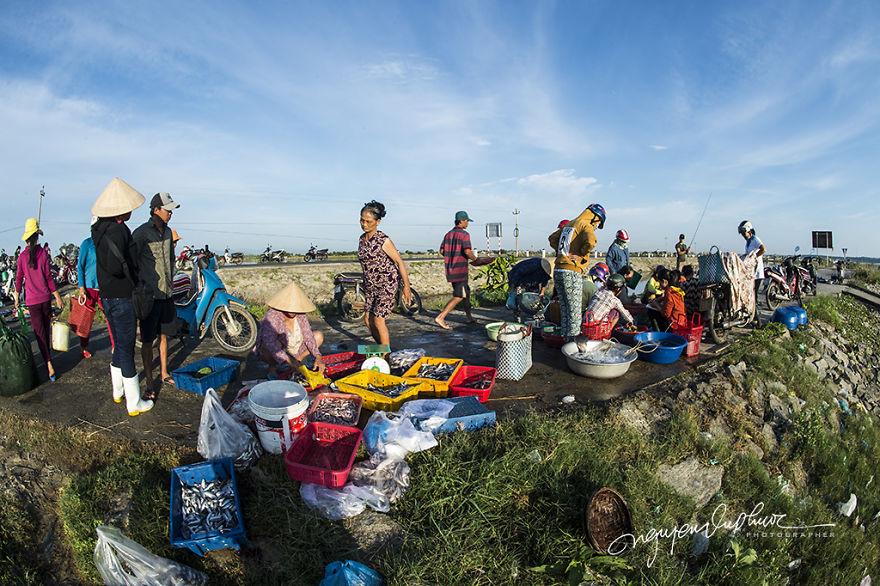 Ghé thăm Văn Quất Động – làng chài yên bình ở Huế - 4
