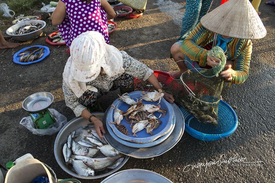 Ghé thăm Văn Quất Động – làng chài yên bình ở Huế - 16