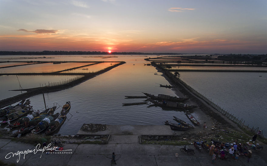 Ghé thăm Văn Quất Động – làng chài yên bình ở Huế - 20