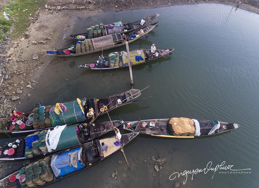 Ghé thăm Văn Quất Động – làng chài yên bình ở Huế - 18
