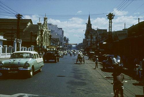 Sài Gòn xưa: Tân Định của tôi - 1
