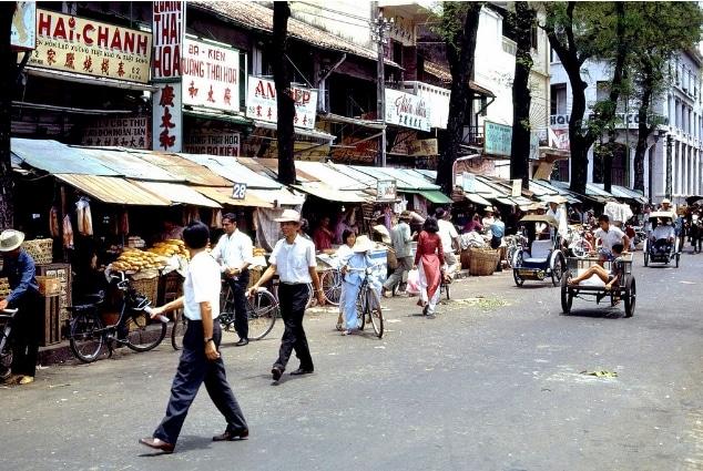 Tản mạn về chợ Sài Gòn - 2