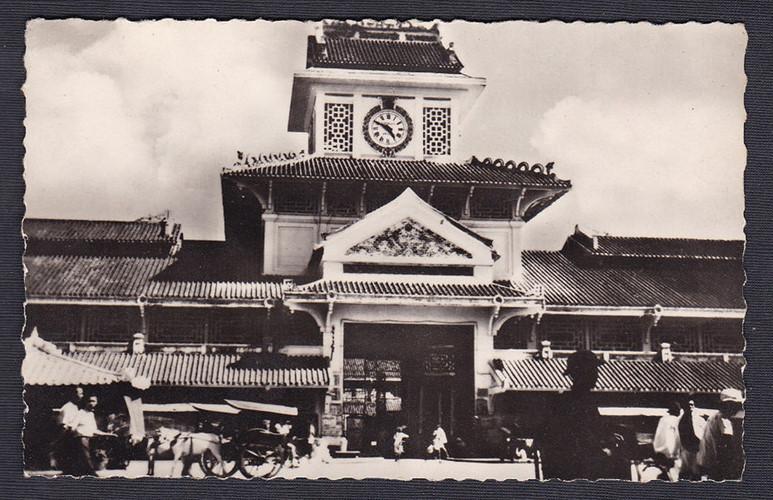 Chợ Bình Tây người Hoa Chợ Lớn xưa - 12
