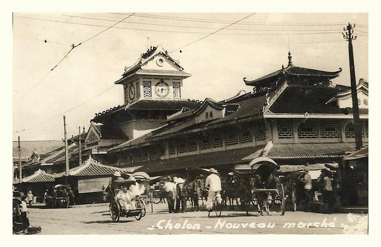 Chợ Bình Tây người Hoa Chợ Lớn xưa - 2