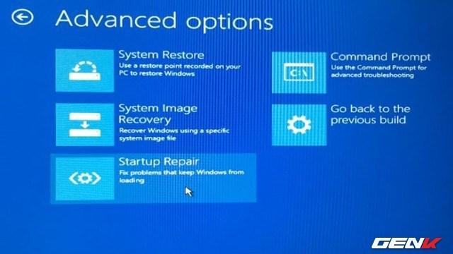 """Windows 10 cung cấp sẳn 04 lựa chọn """"làm tươi"""" lại hệ điềuhành - 13"""