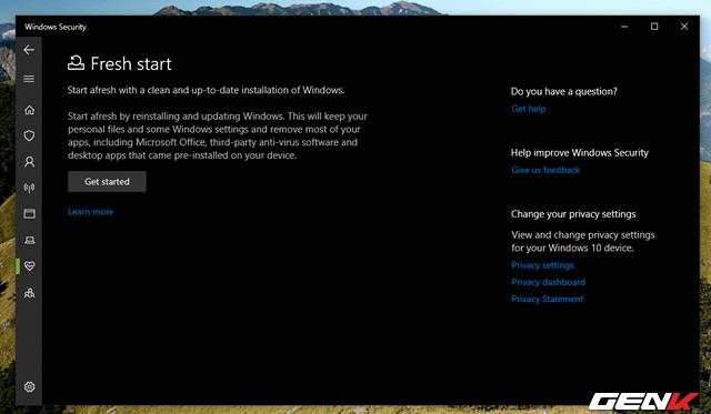 """Windows 10 cung cấp sẳn 04 lựa chọn """"làm tươi"""" lại hệ điềuhành - 8"""