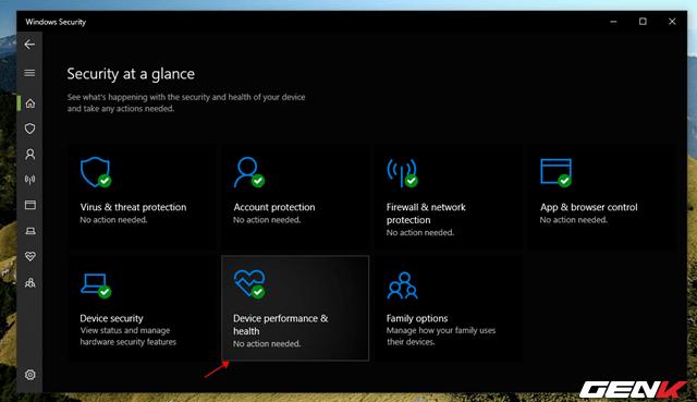 """Windows 10 cung cấp sẳn 04 lựa chọn """"làm tươi"""" lại hệ điềuhành - 6"""