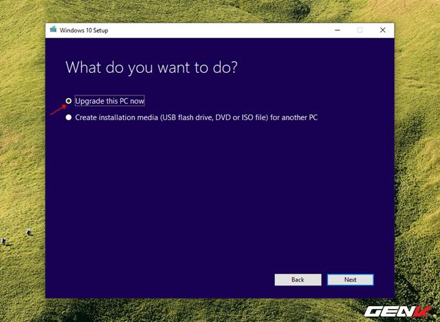 """Windows 10 cung cấp sẳn 04 lựa chọn """"làm tươi"""" lại hệ điềuhành - 11"""