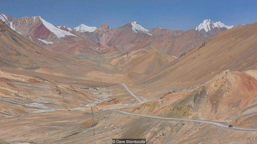 Xa lộ Pamir, cung đường hoang sơ và hào hùng nhất thế giới - 1