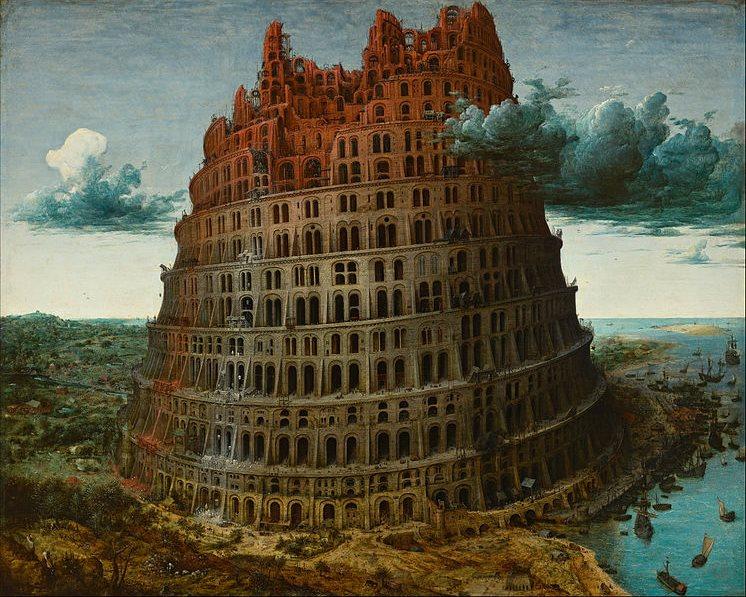 Tháp Babel – Truyền thuyết và khoa học - 8