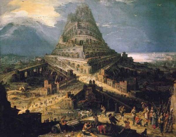 Tháp Babel – Truyền thuyết và khoa học - 1