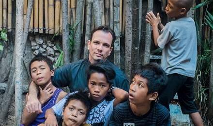 Matthieu Dauchez, trẻ em đường phố là thầy của chúng ta - 1