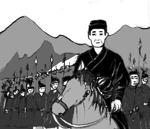 Câu chuyện về vị nữ tướng giả trai duy nhất trong sử Việt - 4