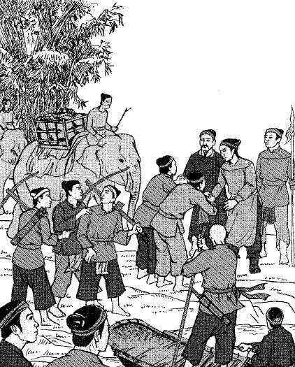 Câu chuyện về vị nữ tướng giả trai duy nhất trong sử Việt - 1