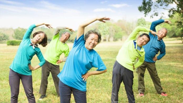 Chữa đau khớp bằng tập thể dục và dụng cụ - 1
