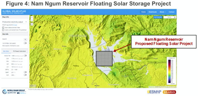 Điện mặt trời Nam Ngum có thể thay thế Thủy điện trên dòng Mekong ở Lào? - 8