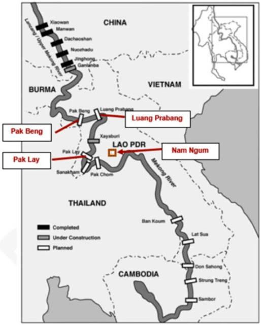 Điện mặt trời Nam Ngum có thể thay thế Thủy điện trên dòng Mekong ở Lào? - 3