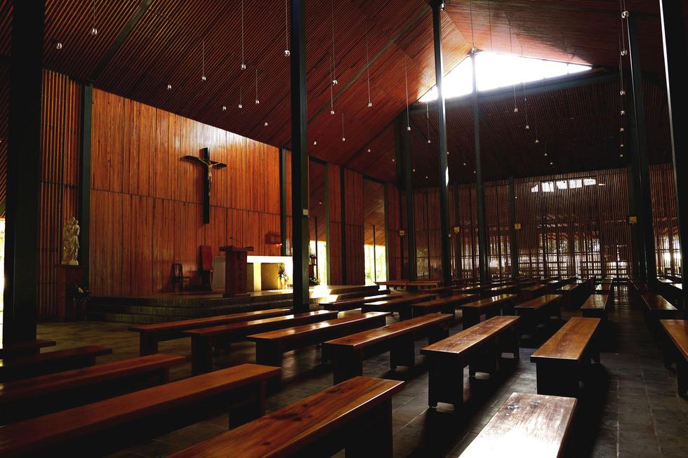Nhà thờ Ka Đơn - linh hồn Churu giữa rừng Lâm Viên - 2