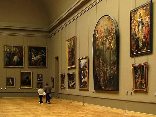 Cách viếng thăm viện bảo tàng Louvre nổi tiếng thế giới - 10