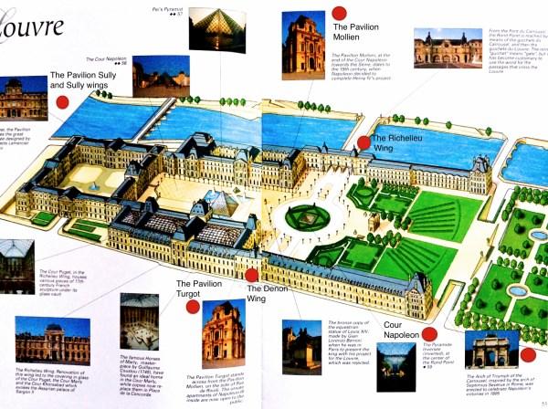 Cách viếng thăm viện bảo tàng Louvre nổi tiếng thế giới - 8