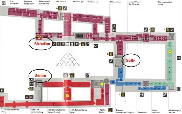 Cách viếng thăm viện bảo tàng Louvre nổi tiếng thế giới - 7