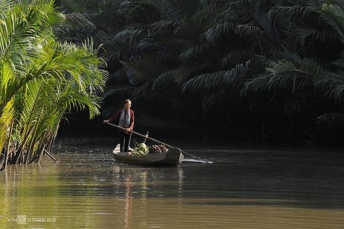 Vẻ đẹp xứ dừa Bến Tre - 4