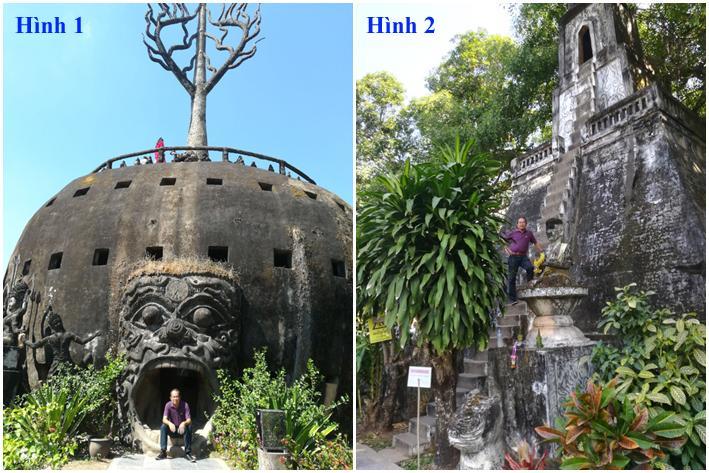 Công viên tượng Phật - Siêu thị tượng Phật - 2
