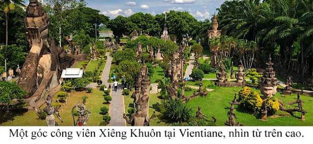 Công viên tượng Phật - Siêu thị tượng Phật - 1