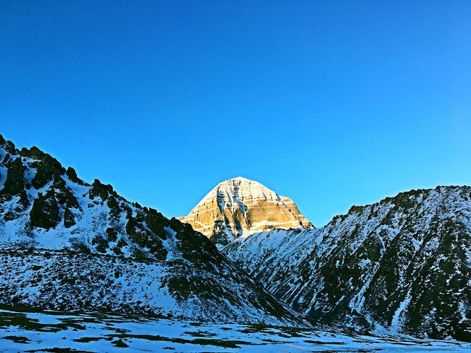 Tây Tạng phủ tuyết trắng trong mùa đông - 9