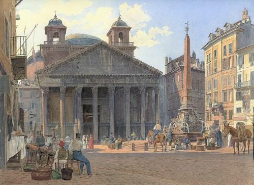 Đền Pantheon: Kỳ quan kiến trúc cổ đại – Ngôi đền của các vị thần - 3